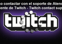 How to Contact Twitch Customer Care Support - Twitch Contact Support