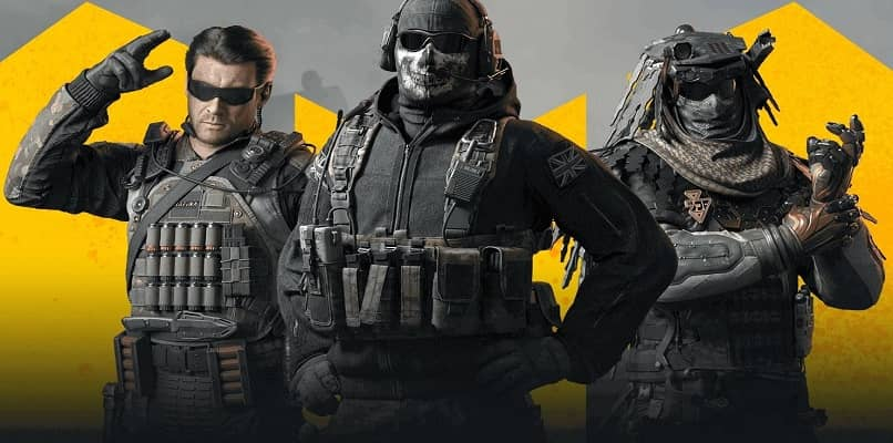 3 soldiers call of duty mobile