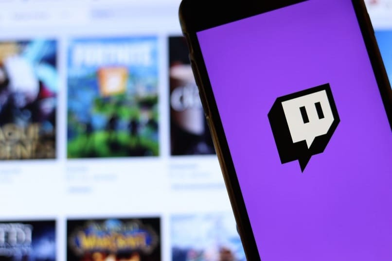 mobile application twitch