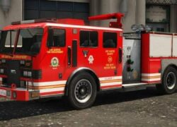 How to Get a Fire Truck in GTA 5?  - Grand Theft Auto 5 (Example)
