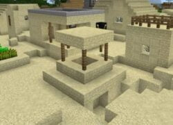 How to Get or Create an Infinite Water Well in Minecraft?  (Example)