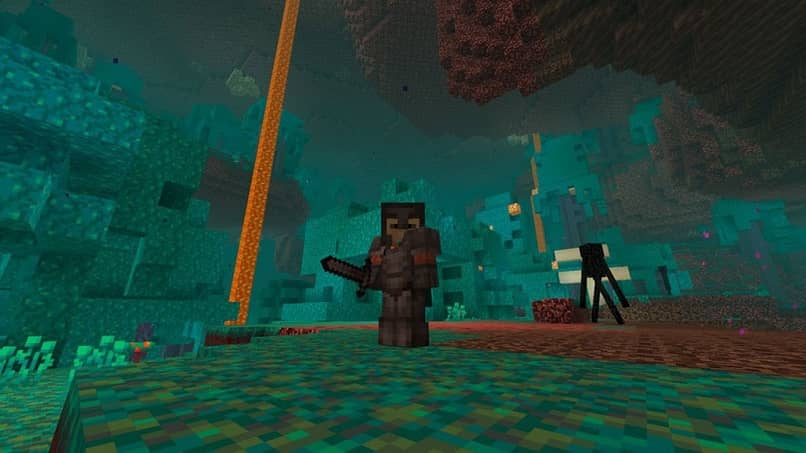 end or nether space