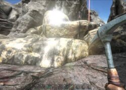 How to Get Lots of Obsidian and Metal in ARK: Survival Evolved Where to Get It?