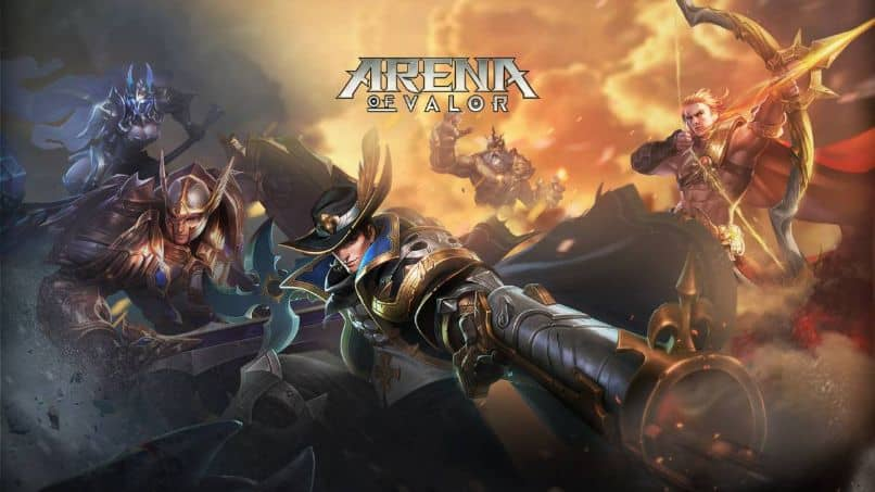 arena of valor panel