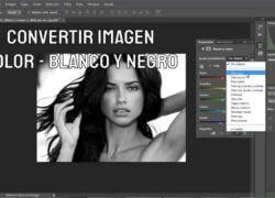 How to Convert a Color Image or Photo to Black and White in Photoshop (Example)