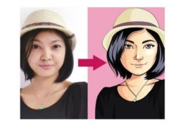 How to turn my photo into Anime or Cartoon Online Free?  (Example)