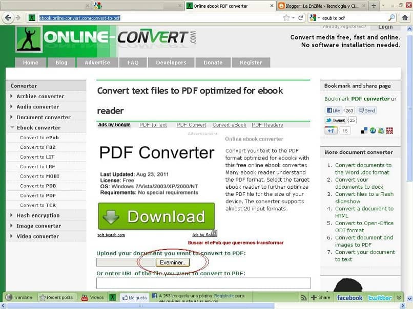 converted to pdf online