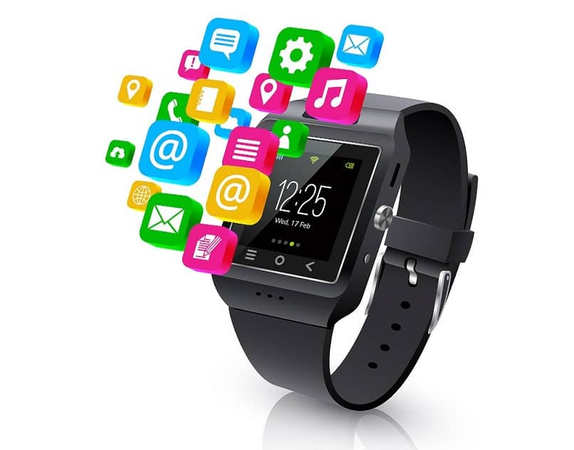 smart watches with icons