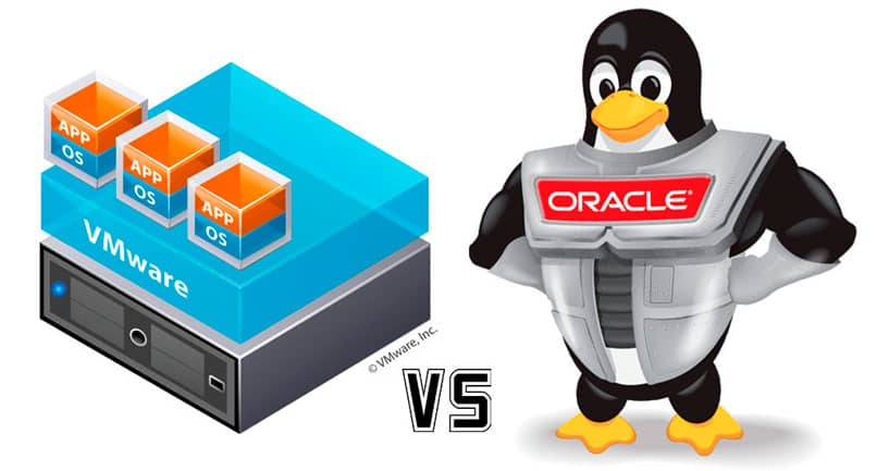 Differences between Virtual Box and VMware