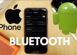 How to Connect Bluetooth Headphones to Android Cell Phone or iPhone?  (Examples)