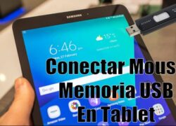 How to Connect a Mouse and a USB Memory to an Android Tablet - Quick and Easy (Examples)