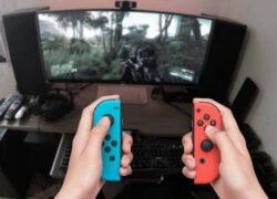 How to Connect the Pro and Joy-Con Controllers of the Nintendo Switch on my Mac (Example)