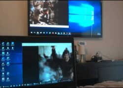 How to Fully Connect My Laptop Screen to TV