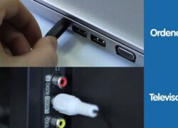 How to Connect my Computer or PC to a Smart TV with or without Cables?  Step by Step (Example)
