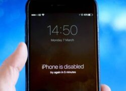 How to Connect a Disabled iPhone or iPad to iTunes Step by Step