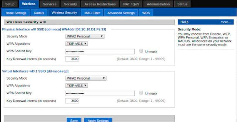 Configure a DD-WRT router as a WiFi wireless repeater