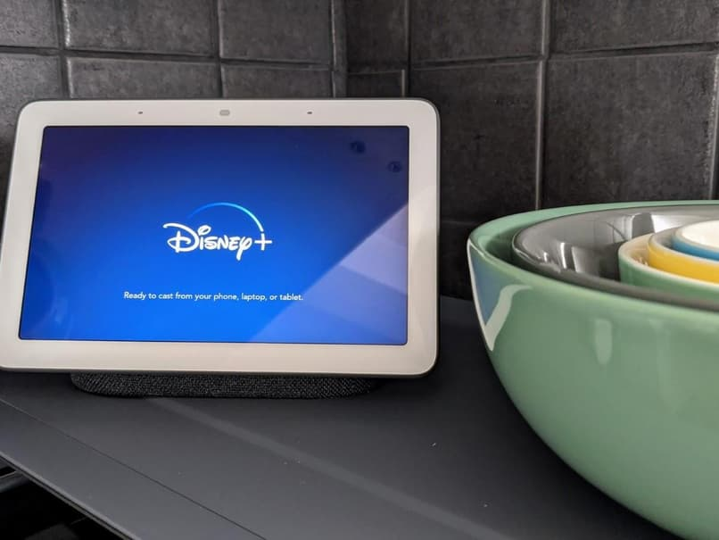 link disney account to smart device