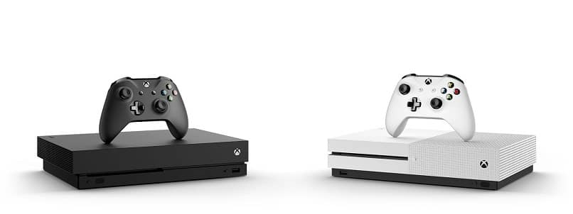 two controllers for black and white video games xboxlive brand