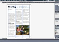 How to Set and Adjust the Gutter Between Two or More Columns of Text in QuarkXPress