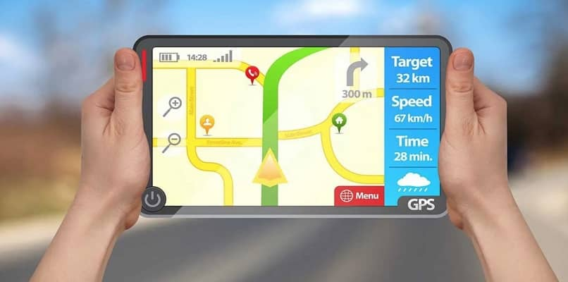 use gps guide