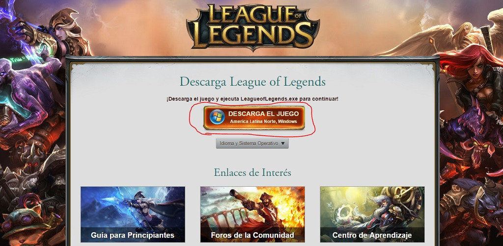How to update League of Legends manually without problems?  - Update LoL
