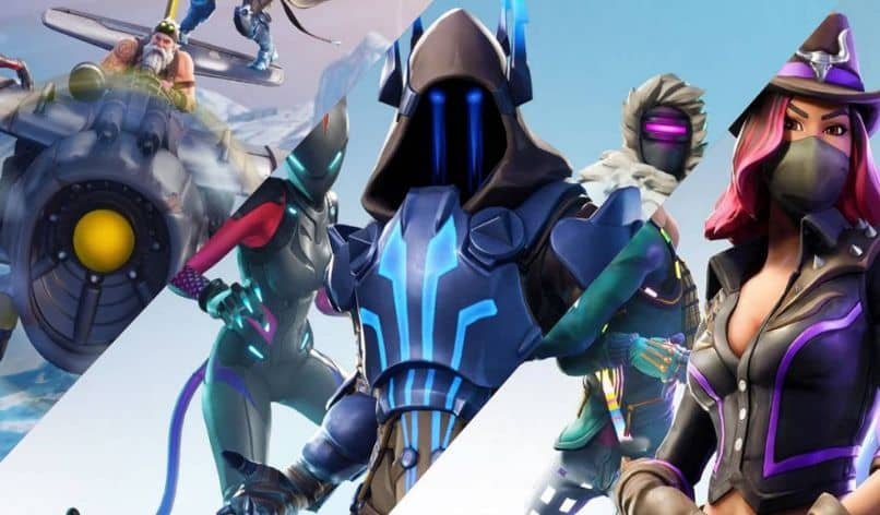 Fortnite on PC, PS4, Switch, Android, iOS and Xbox