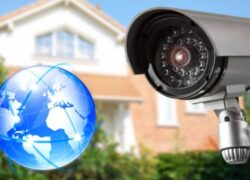 How to View and Access a Security Camera From the Internet Remotely