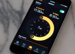 How to Activate Bedtime or Bedtime Alarm on iPhone with iOS? - Step by Step (Example)