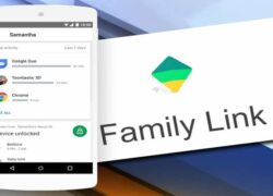 How to Activate and Configure Parental Control in Google Play for Free?     Google Family Link    Google Family Link (Example)