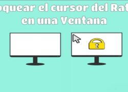 How to Lock the Mouse Cursor on a Screen or Window Easily