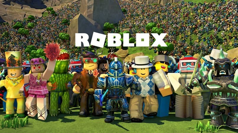 roblox characters cover