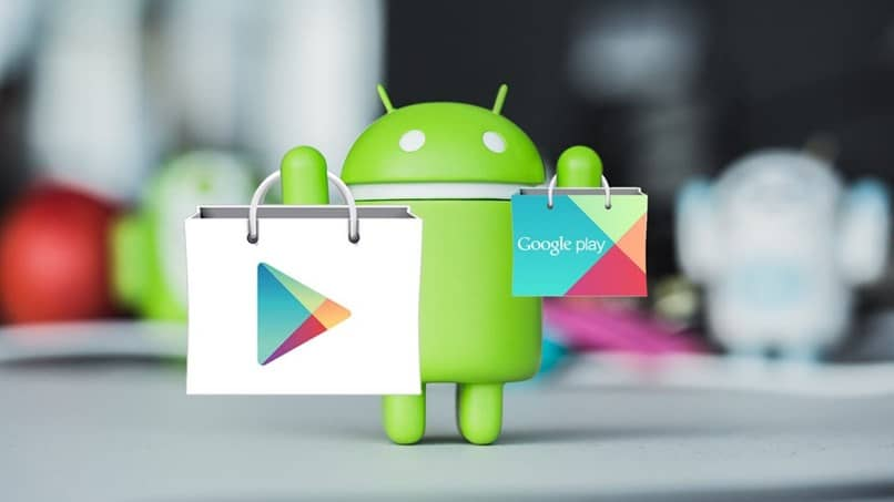 android robot store