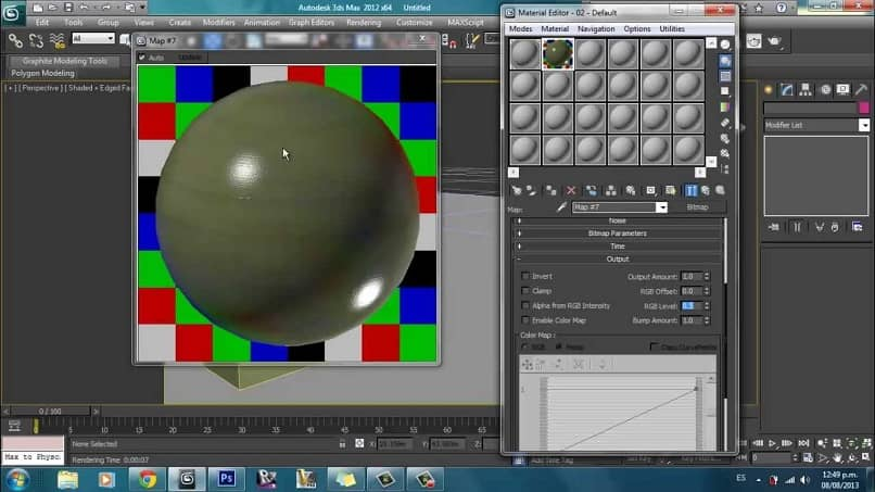 studio max performs many functions with animation images and others