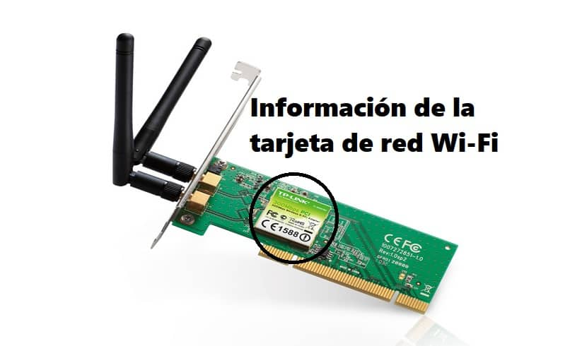 verifying network card model on the label