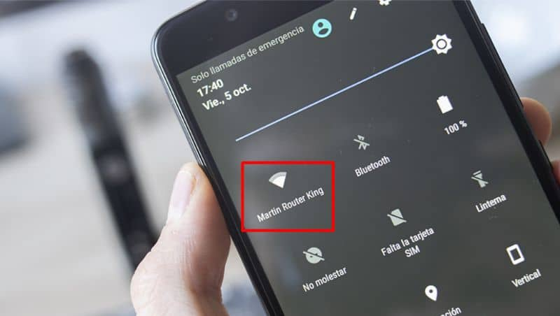 Android WiFi networks
