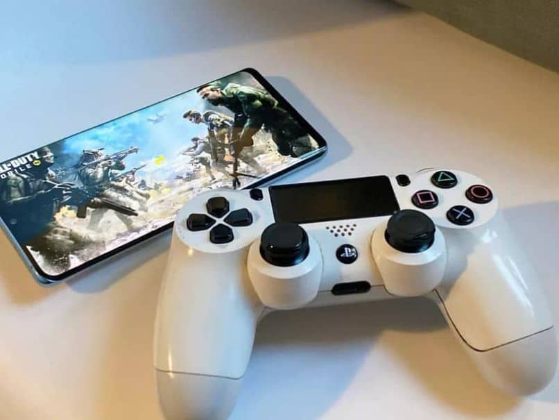 controller ps4 cell phone android
