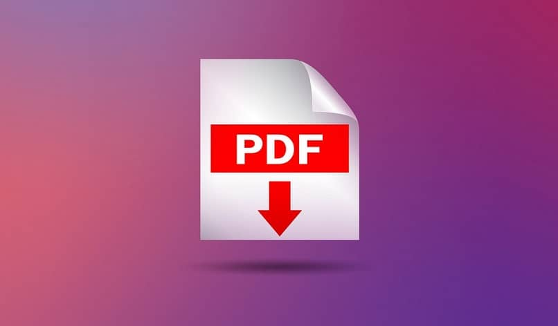 pdf file with colored background