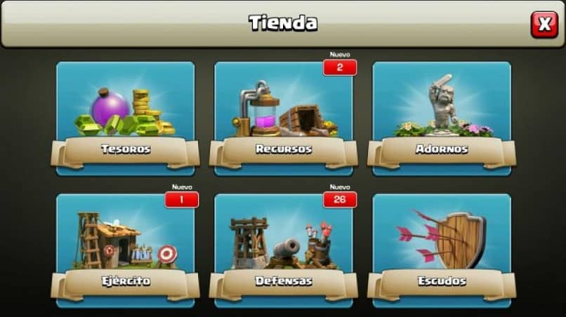 extractors that are bought in clash of clans