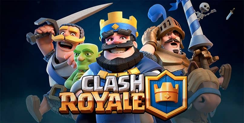 some of the clash royale characters