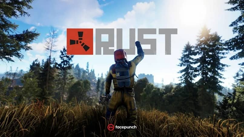 rust video game