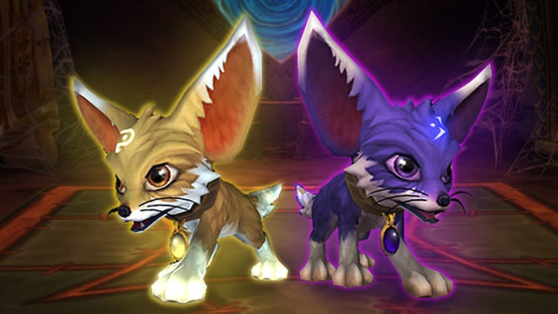 pets in wow