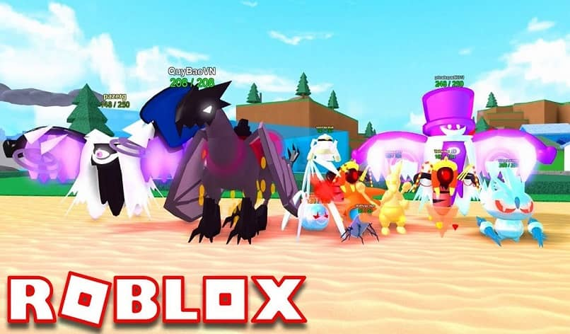 roblox monsters