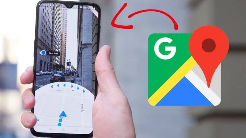 Google Maps from an Android phone