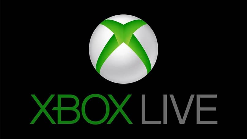 xboxlive logo image white with green and gray
