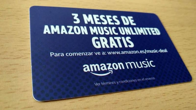 3-month free amazon music unlimited promotion