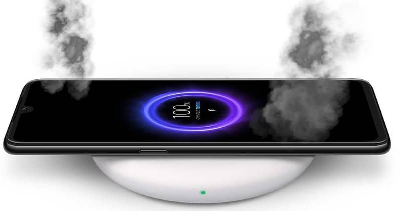 mobile heats up a lot and discharges