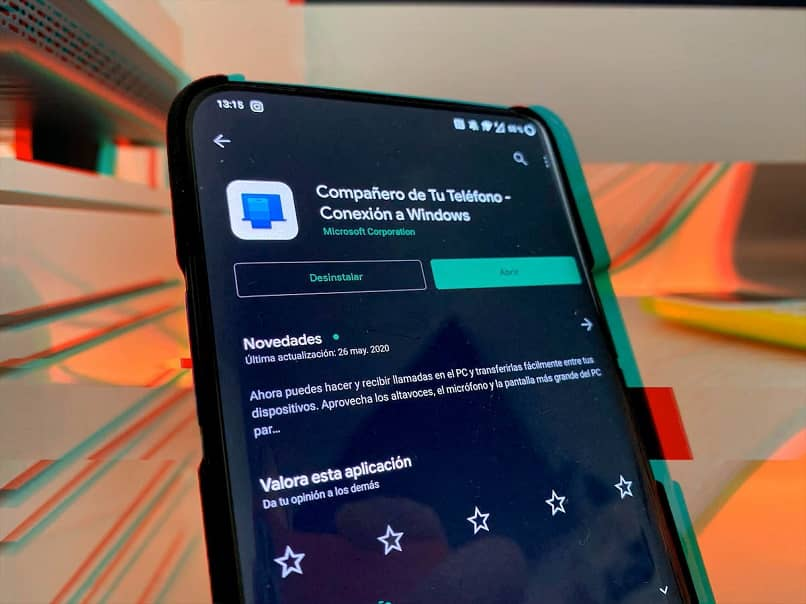 companion app your phone store applications