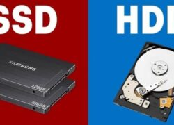 What are the Differences Between HDD and SDD Hard Drives? Advantages of Both Types?