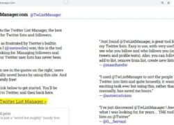 How to Manage and Create Lists on Twitter with Twitlistmanager - Quick and Easy