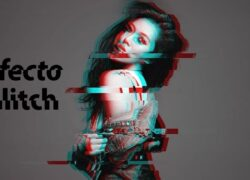 How to Create 3D Glitch Effect in Photos or Videos on Android or iPhone - Video Editor App